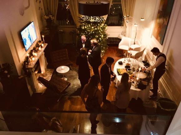 The Oxford Fashion Studio Christmas Party, 10/10