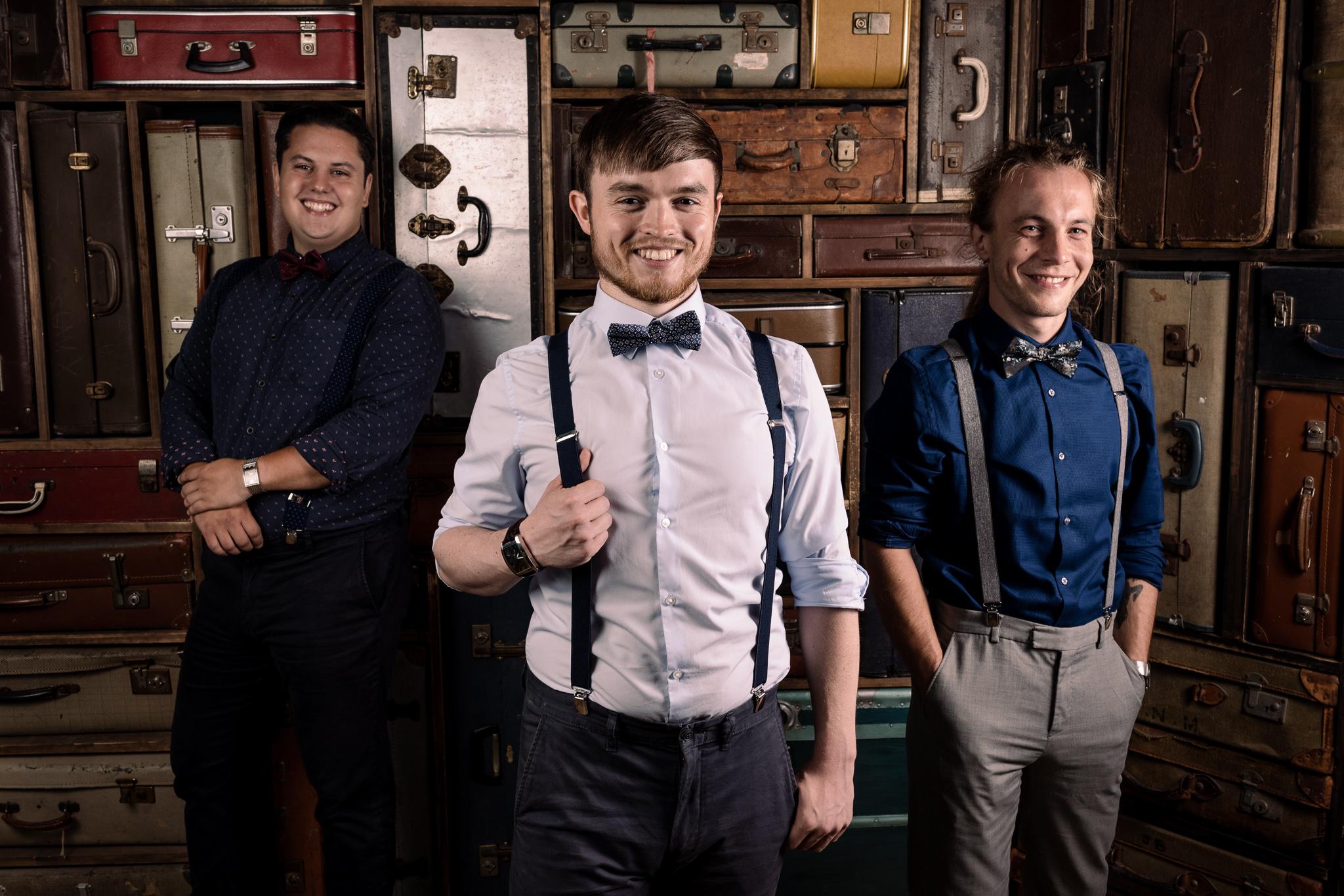 The Tom Belbin Trio wedding jazz band Chichester