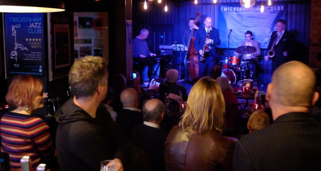 Twickenham Jazz Club, London Jazz - Tom Belbin Trio - Live Jazz Band for event hire